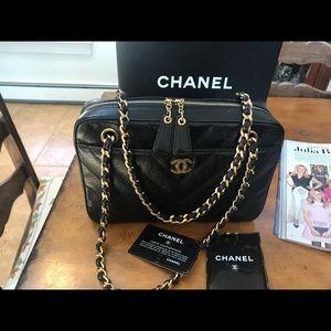 Chanel Camera bag like new